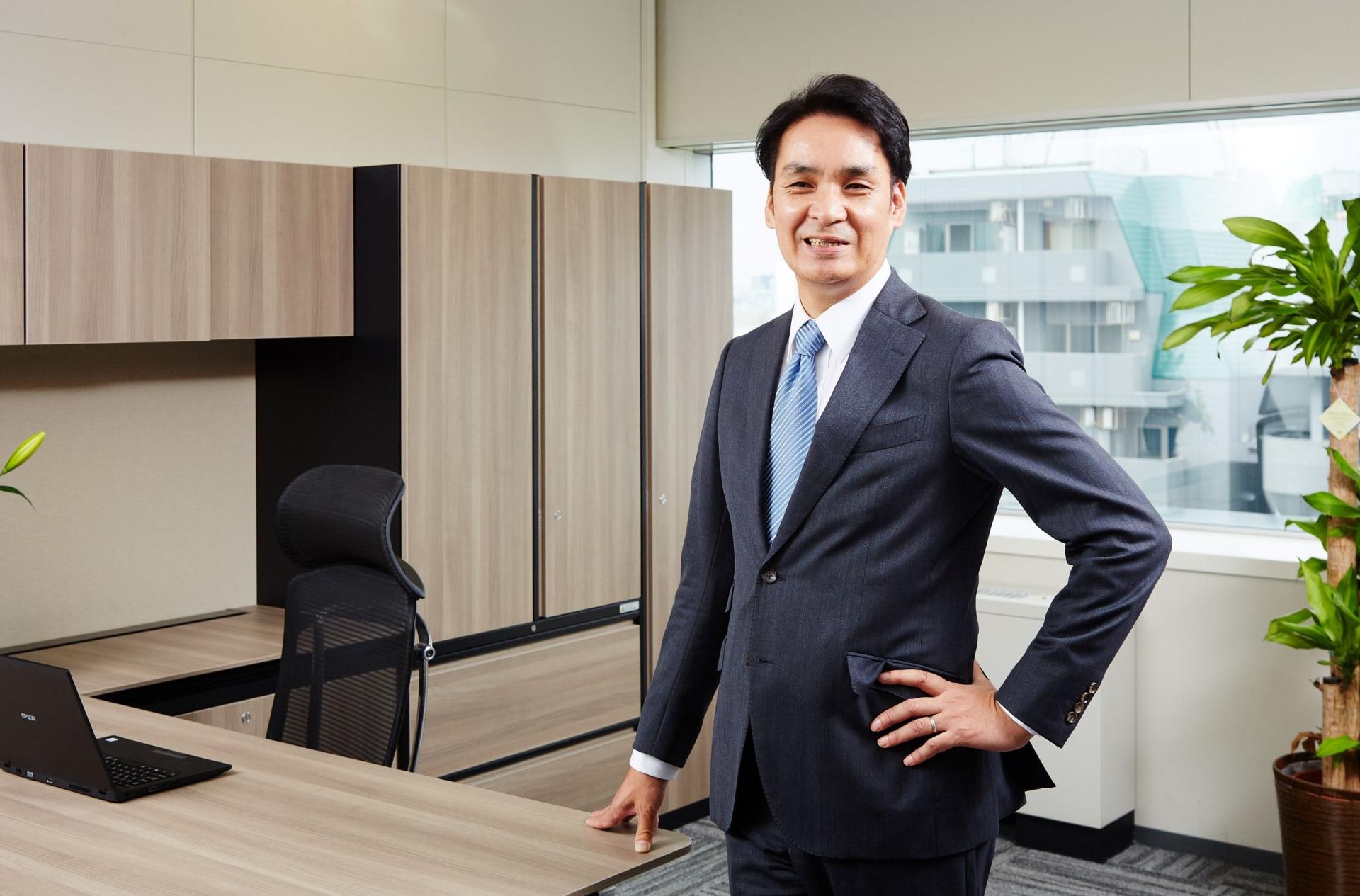 株式会社エスピック 代表取締役社長 白川 満貴